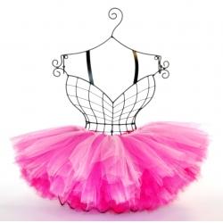 Spódniczka Baletki I Think In Pink
